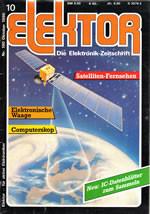 Elektor 10/1986 (DE)