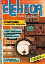 Elektor 12/1987 (DE)
