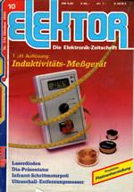 Elektor 10/1988 (DE)