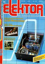 Elektor 11/1988 (DE)