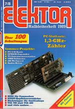 Elektor 07/1989 (DE)