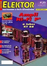 Magazine 5/2001