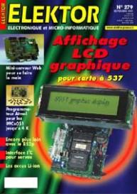 Magazine 9/2001