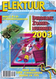 Tijdschrift 7/2003