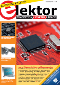 Elektor Business 5/2018 Microcontrollers