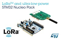 LoRa and ultra-low-power STM32 Nucleo Pack from STMicroelectronics thumb