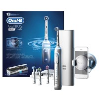 Oral-B Genius toothbrush system from Braun, supported by STMicroelectronics thumb