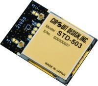 Compact transceiver STD-503 Circuit Design thumb