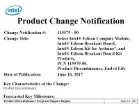 Intel discontinues Galileo Edison Joule Recon Jet 2 thumb