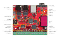 Infineon XMC4800 Automation Board V2 thumb