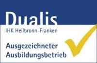 Logo Dualis Ausgezeichneter Ausbildungsbetrieb thumb