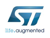 STMicroelectronics Logo thumb