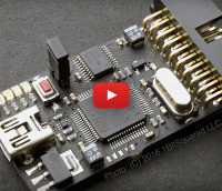BLACK MAGIC PROBE V2.1 – JTAG & SWD ARM DEBUGGER-vid thumb