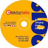 DVD Elektor 2018 (Label)