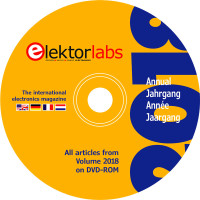 DVD Elektor 2018 (Label)