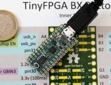 Review: TinyFPGA BX for open source FPGA development