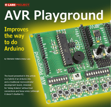 AVR Playground: Improve your way to do Arduino | Elektor