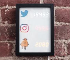 social media teller