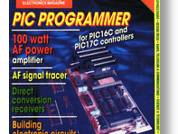 PIC programmer
