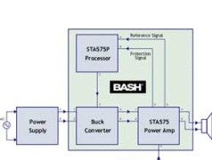 BASH IC Amplifier