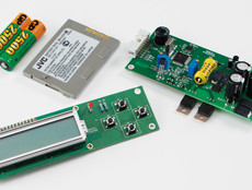 Charger for NiMH/NiCd and LiPo/Li-Ion packs and cells