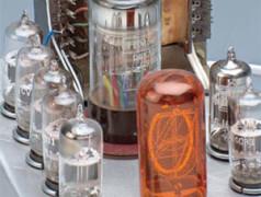 The Dekatron decimal counter valve