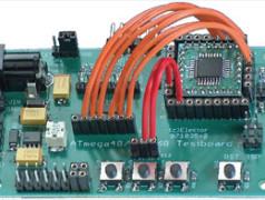 ATM18 AVR Board