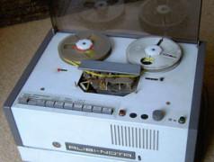Alibi-Nota telephone answering machine (1972)