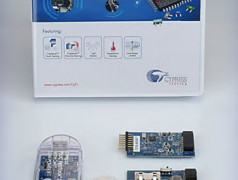 Review: PSoC kit with RF module