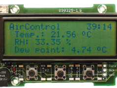 Cloud Altitude Meter