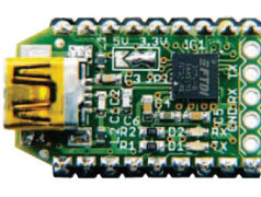 FT232R USB/Serial Bridge/BOB