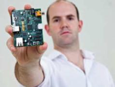 The Raspberry Pi $25 computer