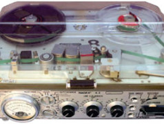 The Nagra IV Tape Recorder