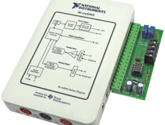 Optical Theremin with myDAQ & LabVIEW