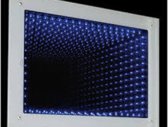 Infinite RGB LED Cube with Flowcode