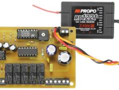 Radio Controlled Multi-Switch