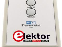 Wi-Fi Desktop Thermostat