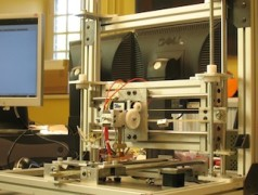 Bioengineers Use 3D Printer To Create Viable Living Tissue