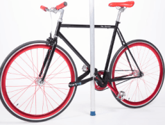 Integrated Lock Renders Bike Useless (to Thieves)