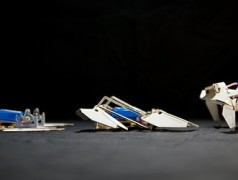 Printed Self-assembling Robots Offer a Peek into the Future of Manufacturing
