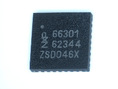 Contactless card reader IC handles multiple protocols