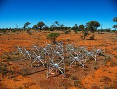 Widefield Array Spots Space Scrap