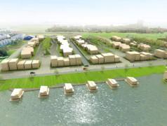 Design a Floating Home!