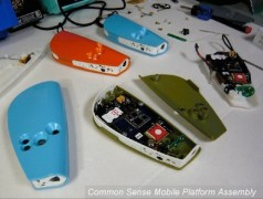 Next-gen smartphones measure air quality