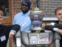 Killer Robots: The Tech Moves Faster Than The Debate