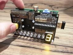 ProtoCam for the Raspberry Pi