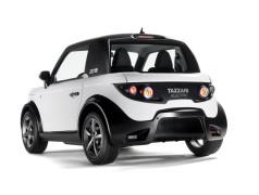 Review: The Tazzari Zero Electric Car