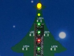 Build an Xmas Countdown Display with The Raspberry Pi Ruler Gadget