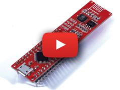 Elektor.TV | Pretzelboard : A powerful Arduino compatible  WiFi-Board