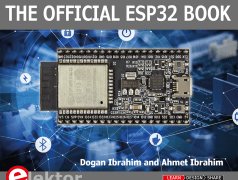 The Official ESP32 book is now available from the Elektor Store